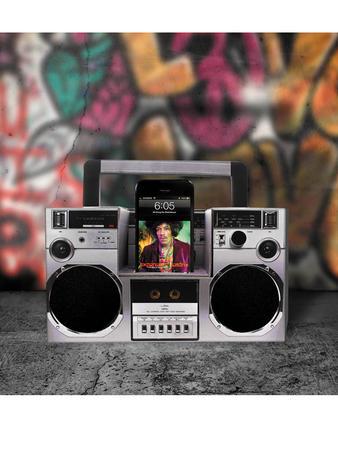DIY (Boombox) Smartphone Speaker Preview