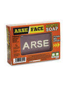 Arse/Face (Scented) Soap