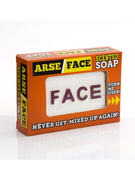 Arse/Face (Scented) Soap Thumbnail 2