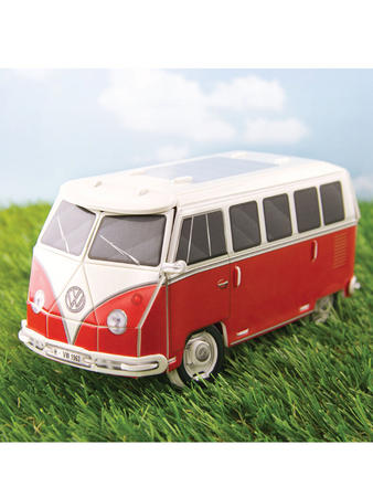 VW (Campervan) 3D Build Your Own Preview