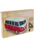 VW (Campervan) 3D Build Your Own Thumbnail 2