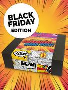 Black Friday (Superhero) 4 T-shirt Mystery Box