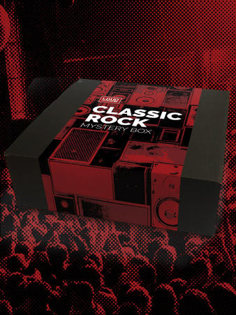 Black Friday (Classic Rock) 4 T-shirt Mystery Box Preview