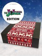 Loudclothing (3 Joker T-shirts) Christmas Gift Box