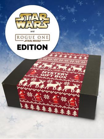 Loudclothing (Star Wars Rogue One) Christmas Gift Box Preview