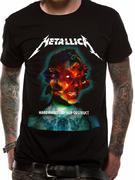 Metallica (Hardwired Album Cover) T-shirt