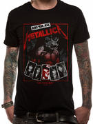 Metallica (Hell On Earth Red) T-shirt