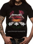 Metallica (MOT Tour Europe 86') T-shirt