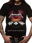 Metallica (MOT Tour Europe 86') T-shirt