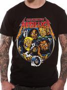 Metallica (Filmore Caricature Poster) T-shirt