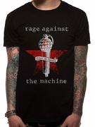 Rage Against The Machine (Bulls On Parade Mic) T-shirt