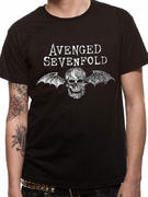 Avenged Sevenfold (Death Bat Logo) T-shirt