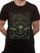 Avenged Sevenfold (Ornate Death Bat) T-shirt