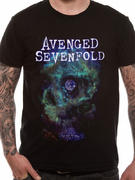 Avenged Sevenfold (Space Face) T-shirt