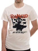 Rancid (Wolves White) T-shirt