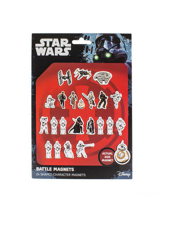 Star Wars (Battle) Magnets Preview