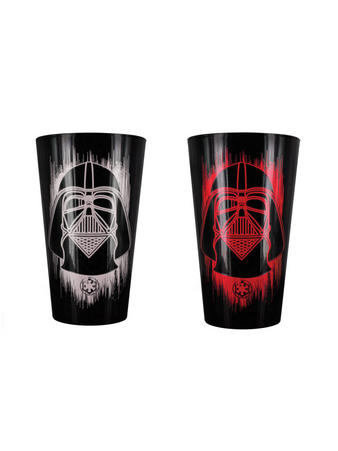Star Wars (Darth Vader) Colour Change Glass Preview