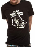 Bad Religion (Boots) T-shirt
