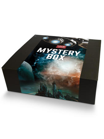 Loudclothing (3 Star Wars T-shirts) Mystery Box Preview