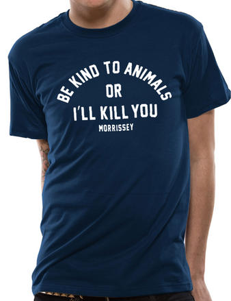 Morrissey (Be Kind) T-shirt Preview
