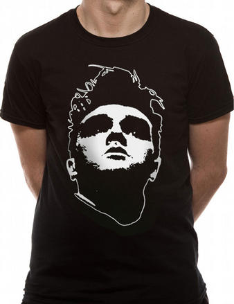 Morrissey (Head) T-shirt Preview