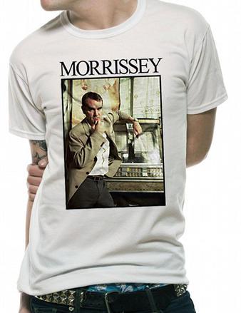 Morrissey (Jukebox) T-shirt Preview