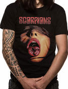 Scorpions (Tongue) T-shirt