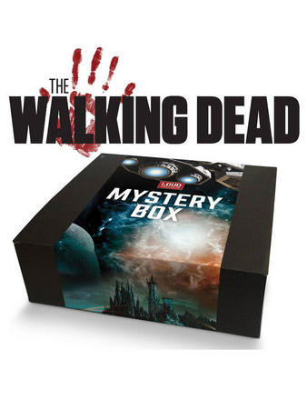 Loudclothing (3 The Walking Dead T-shirts) Mystery Box Preview