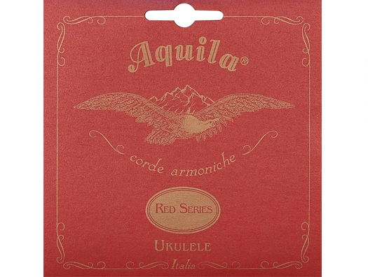 Aquila Red Series Single Unwound Low G Tenor Ukulele String