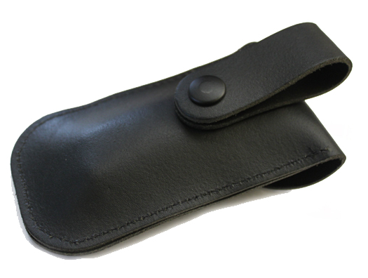 quality leather harmonica pouch with belt loop ebay