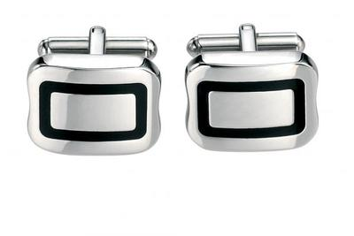 Fred Bennett Mans Stainless Steel Cufflinks  RRP �39.95 Brand New
