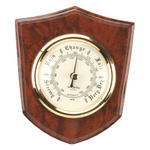 Small Shield Barometer Brand New