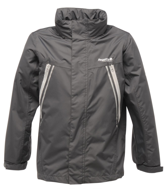 Regatta Boy's Glolite Adventure Tech Walking Jacket