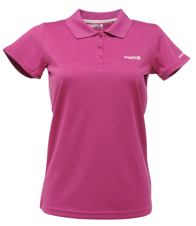 Regatta Women's Maverick Adventure Tech Walking Polo Shirt ...