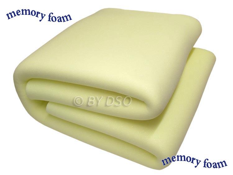 Luxury Memory Foam Mattress Topper Single Bml62510 Ebay