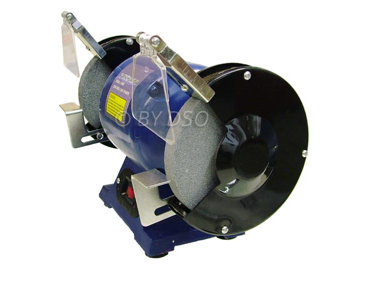Professional Trade Quality Powerful 150mm 6 inch 370W High Quality Bench Grinder