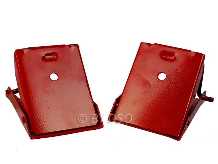 HILKA - High Quality Foldable Safety Wheel Chocks HIL82360002 - NEW