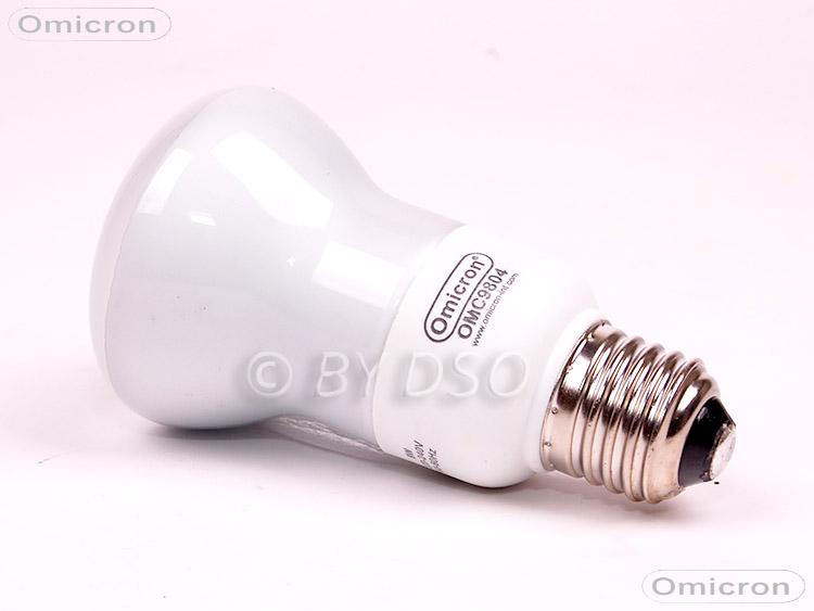 Omicron 9W Spotlight Energy Saving Bulb CFL T2 Edsion ...