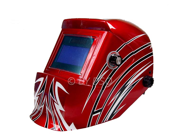BERGEN Professional Automatic Darkening Welding Helmet BER2909