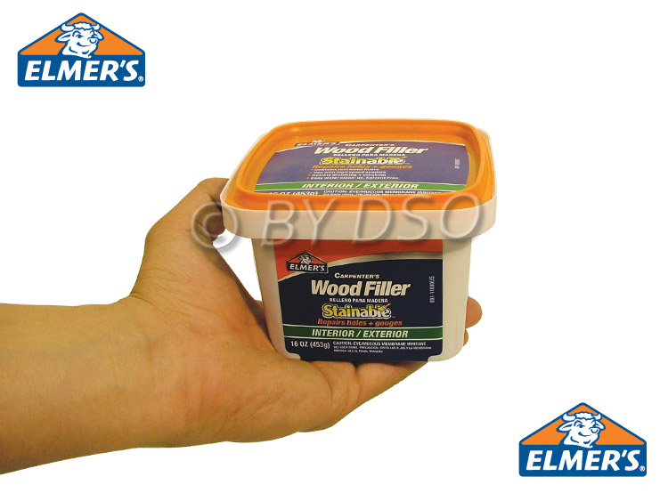 Elmer S Carpenter S Wood Elmer S Carpenter S Wood Filler 473ml Sil353632 Ebay Elmer S