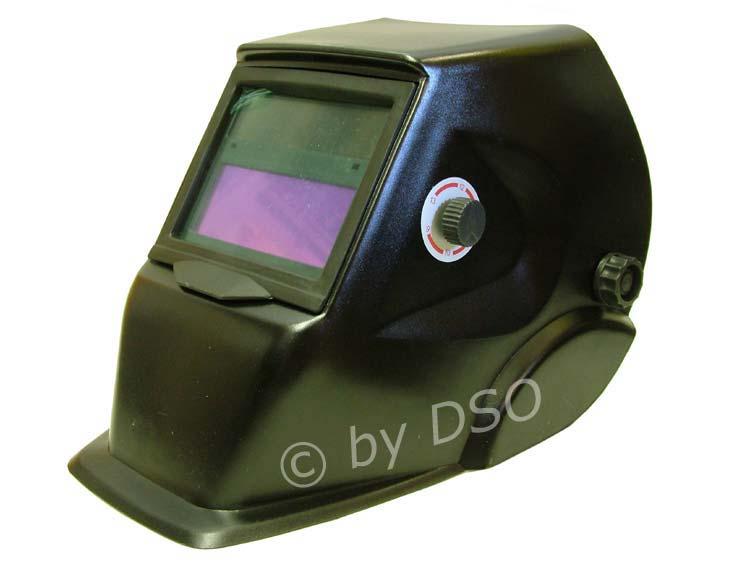 how to change battery in hobart welding helmet