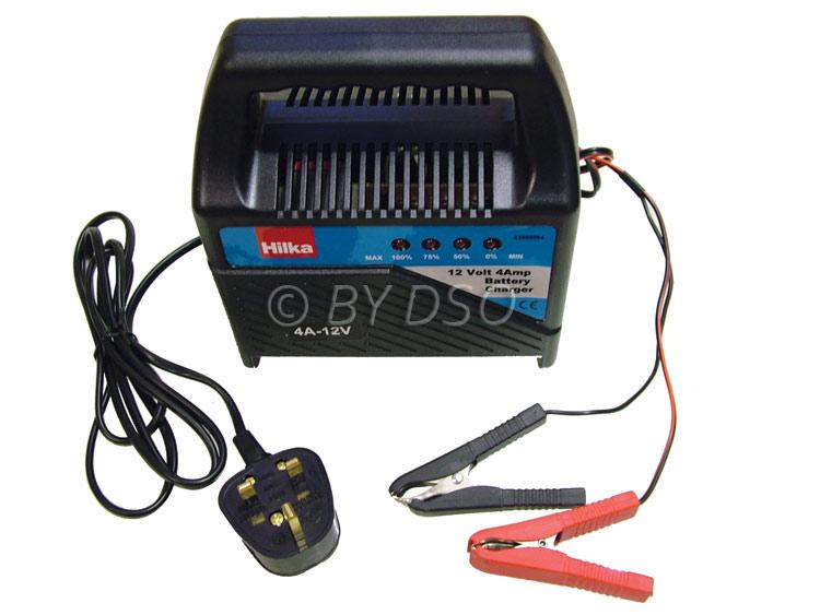 Hilka Car Battery Charger