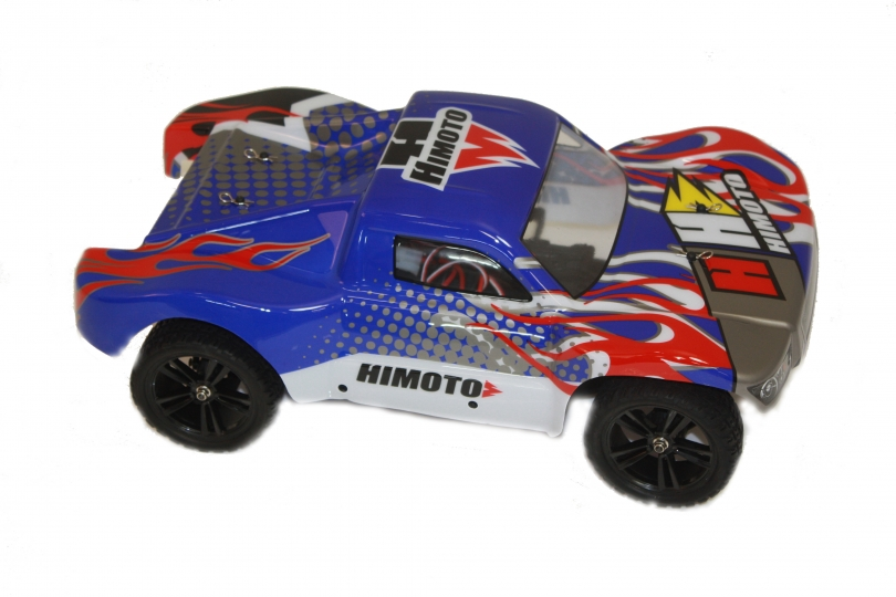Himoto 1:10 4wd Short Course Truck Spatha