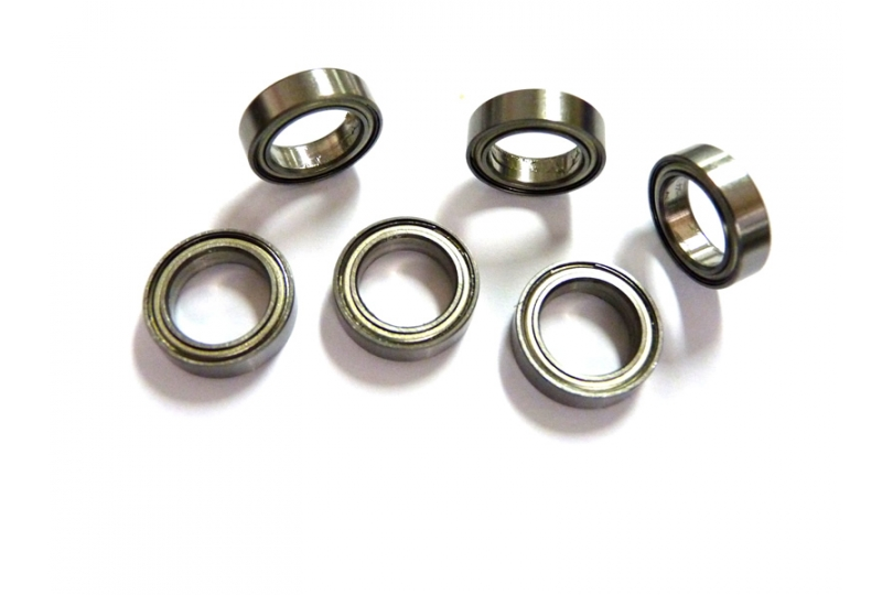 Ball Bearing 10*15*4mm 6p (02138) MV22067