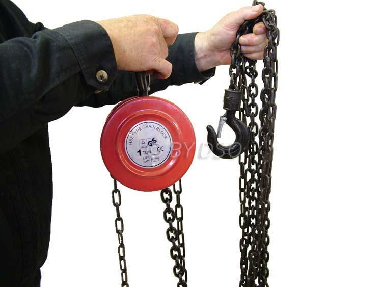 Lifting Block And Tackle : Heavy duty lifting block and tackle tuv gs approved kg