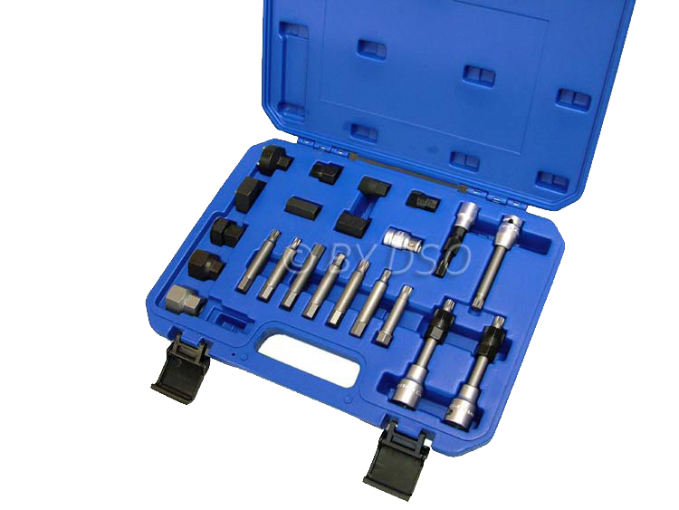 BERGEN Professional 22 Piece Alternator Tool Set
