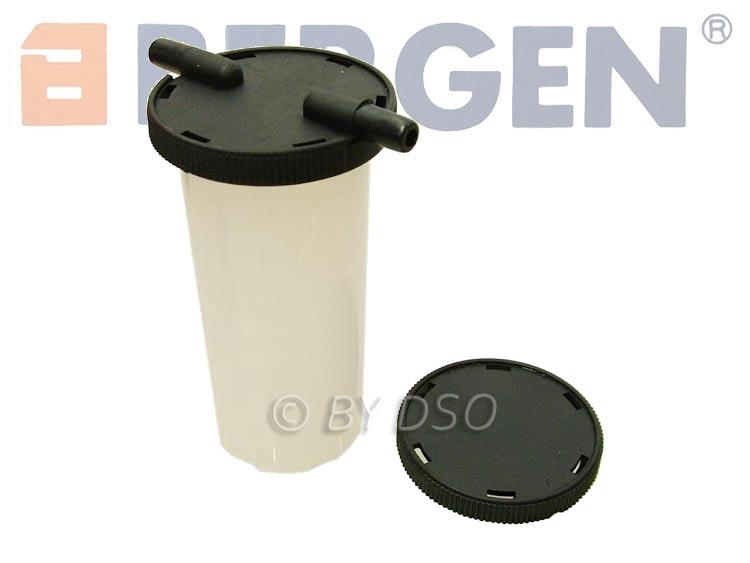 Bergen Hand Held Vacuum Tester And Pump Brake Bleeder Kit