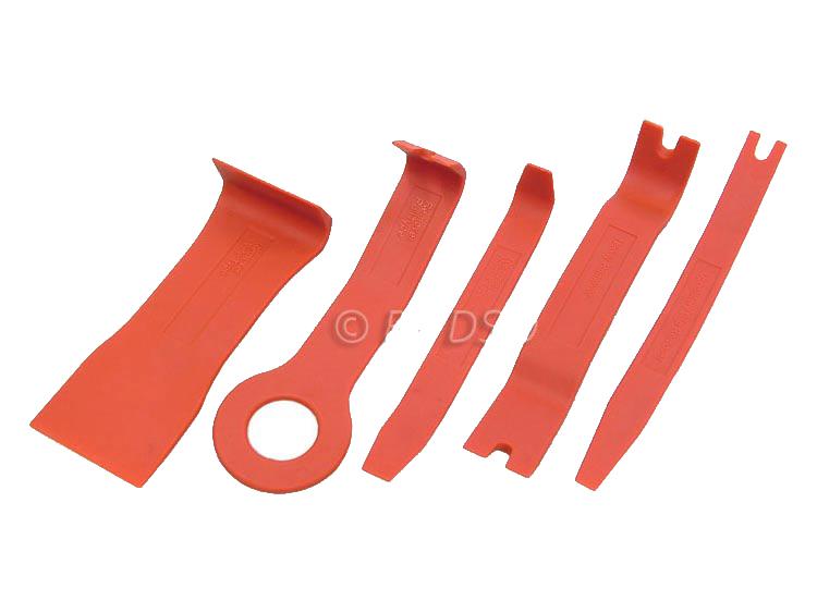 BERGEN Professional 5pc Trim and Moulding Tool Set BER5401