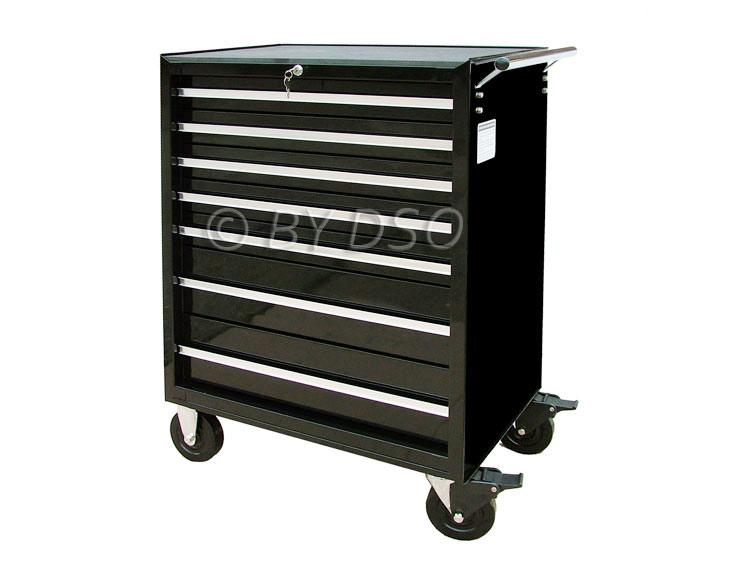 Hilka 7 Drawer Lockable Roller Cabinet Tool Box HILPMT111