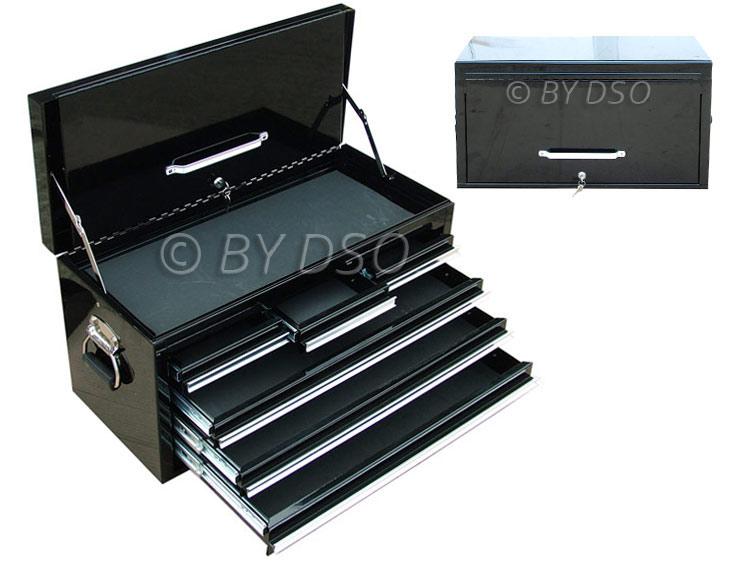 Hilka 6 Drawer Lockable Tool Chest Tool Box HILPTC105